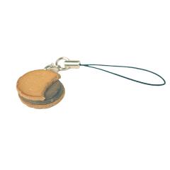 日製吊飾 奶油夾心餅乾 2x2x0.5cm-售完為止
