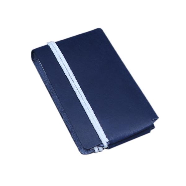 口罩收納套 深藍 9x6cm 不二價