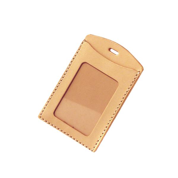 印地安手縫2way直式卡套 11.9x7.5cm