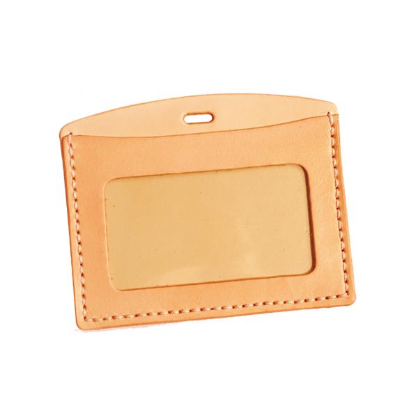 印地安手縫2way橫式卡套 10.8X7.5cm