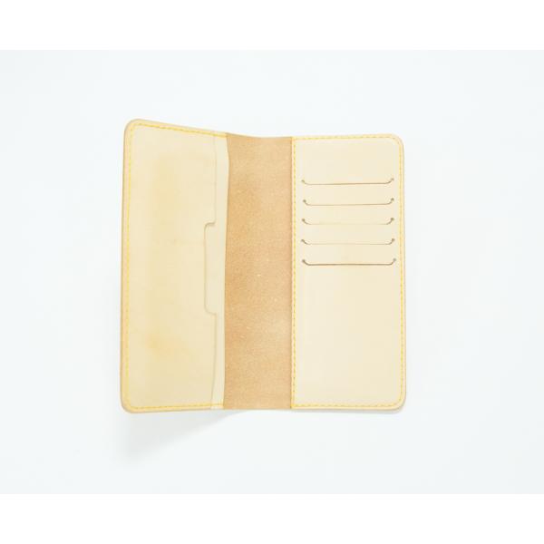 IPHONE X 手機卡夾材料包 本色 17x18.5cm