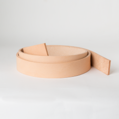 Vegetable-Tanned Belt (3X120cm)