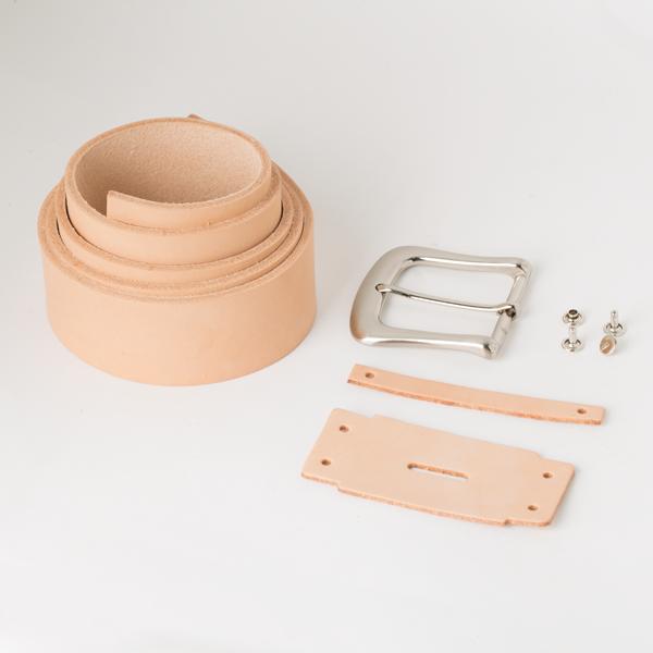皮帶教學材料包 4.0cm