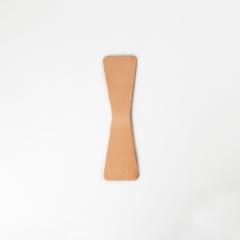 吊耳皮革片 B 3x11.5cm 4入