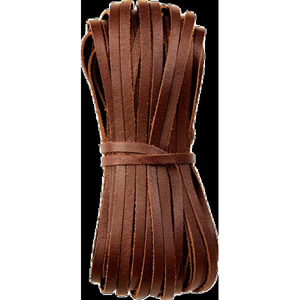手縫牛皮線 焦茶色 3mmx900mm 10入