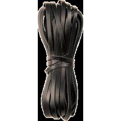 手縫牛皮線 黑色 3mmx900mm 10入