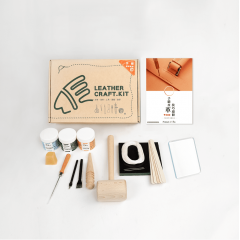 Basic Leather Craft Tool Set