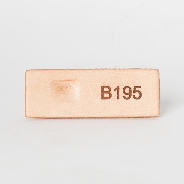 印地安印花工具 B195