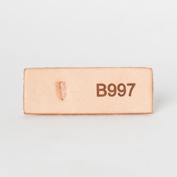 印地安印花工具 B997