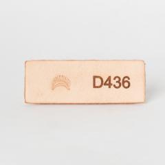 印地安印花工具 D436