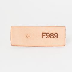印地安印花工具 F989