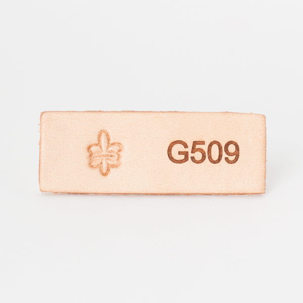 印地安印花工具 G509
