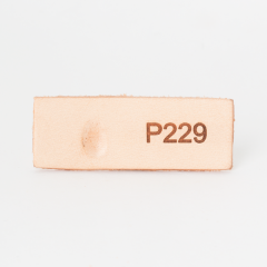印地安印花工具 P229