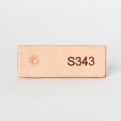 印地安印花工具 S343