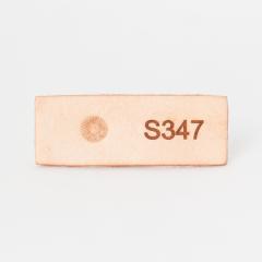 印地安印花工具 S347