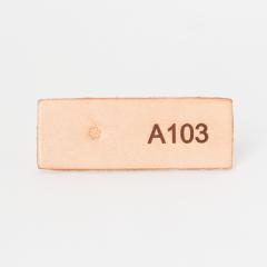 日本ELLE印花工具 A103