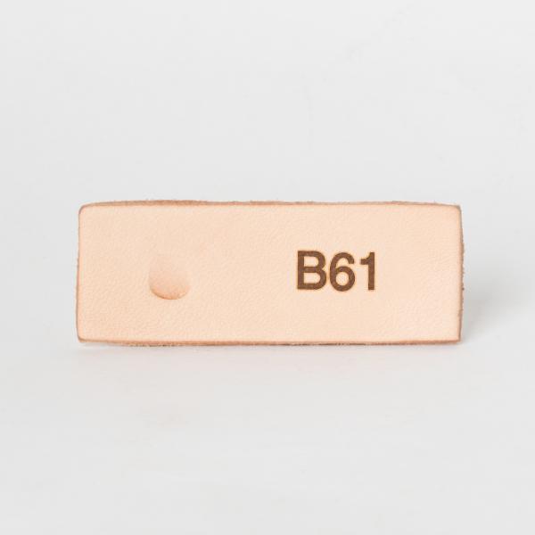 日本印花工具 B61