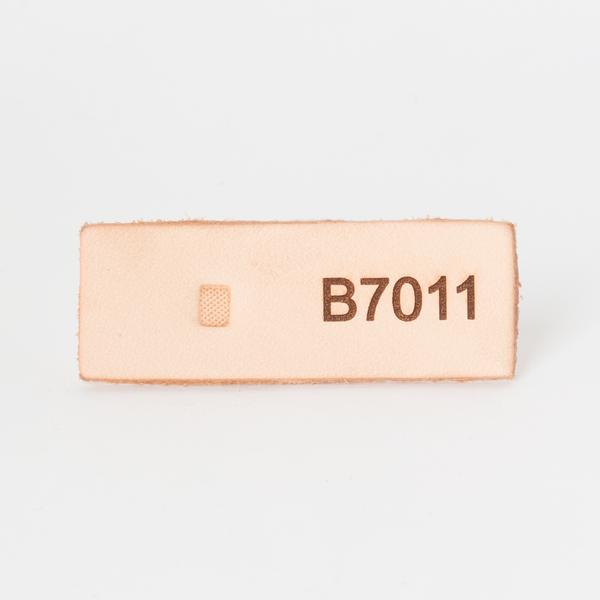 日本印花工具 B701 細