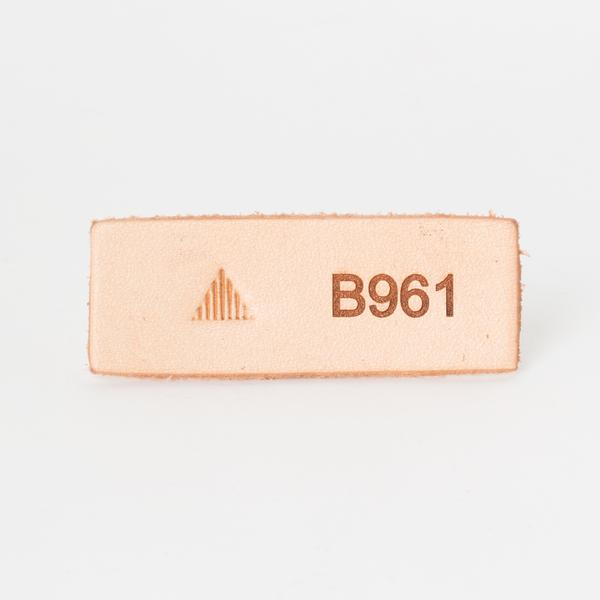 日本印花工具 B961