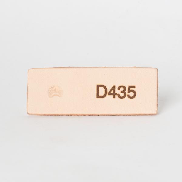 日本印花工具 D435