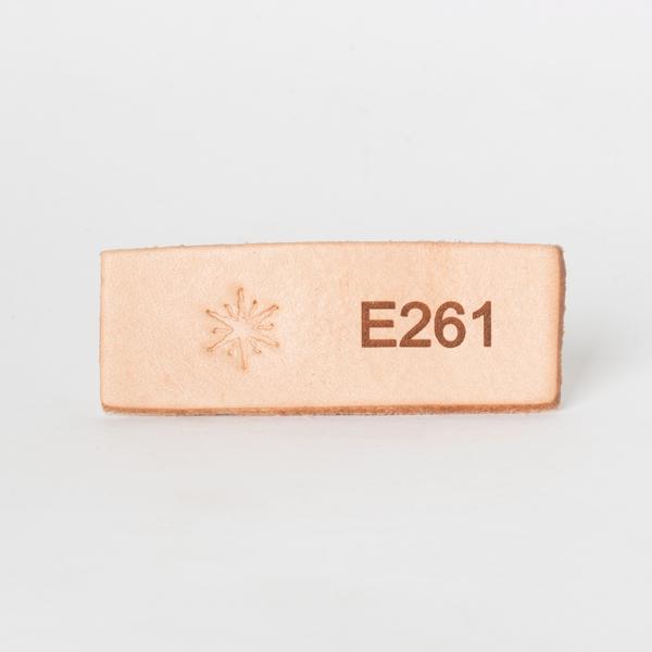 日本印花工具 E261