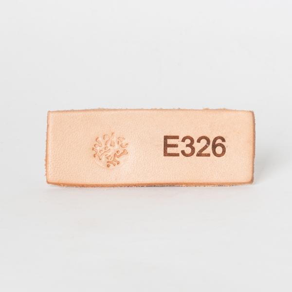 日本印花工具 E326