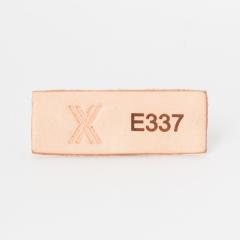 日本印花工具 E337