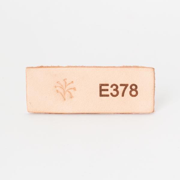 日本印花工具 E378