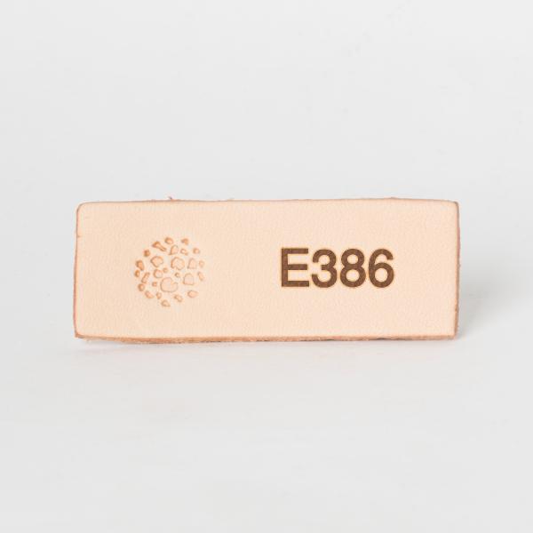 日本印花工具 E386