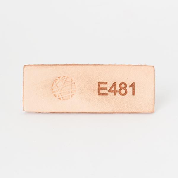 日本印花工具 E481