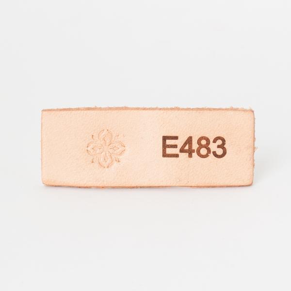 日本印花工具 E483