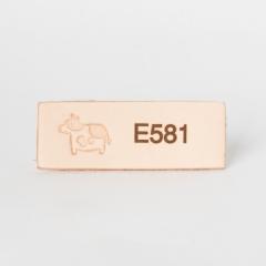 日本印花工具 E581