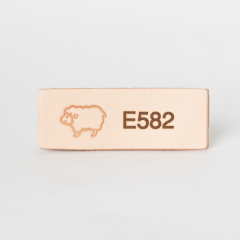 日本印花工具 E582