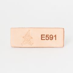 日本印花工具 E591