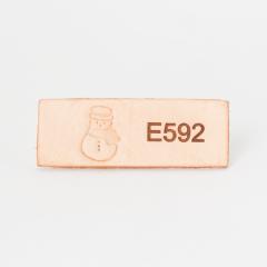 日本印花工具 E592