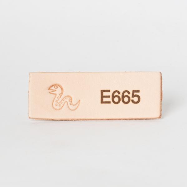 日本印花工具 E665