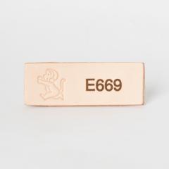 日本印花工具 E669