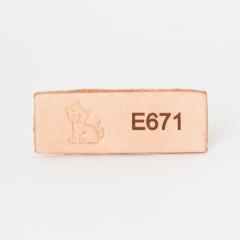 日本印花工具 E671