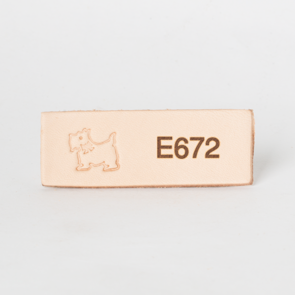 日本印花工具 E672