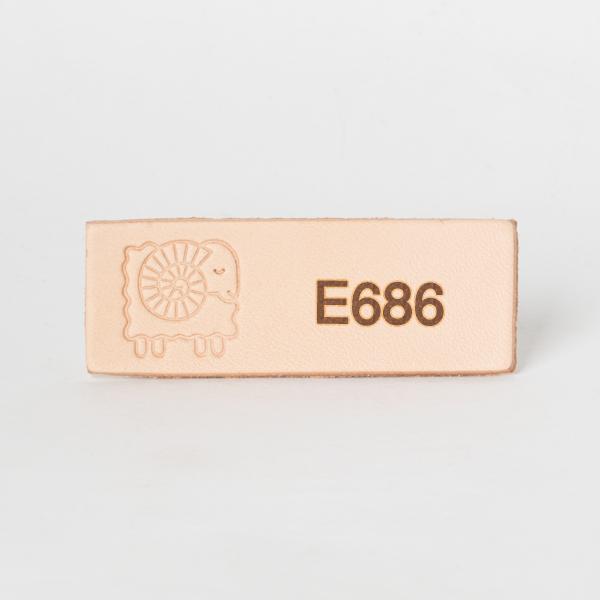 日本印花工具 E686