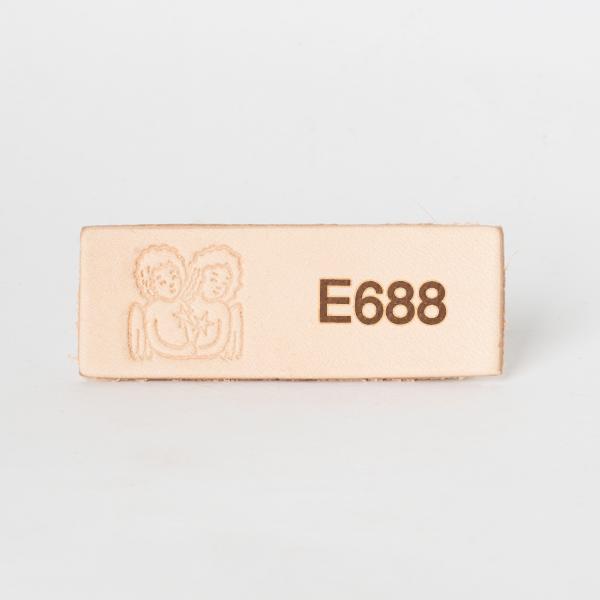 日本印花工具 E688
