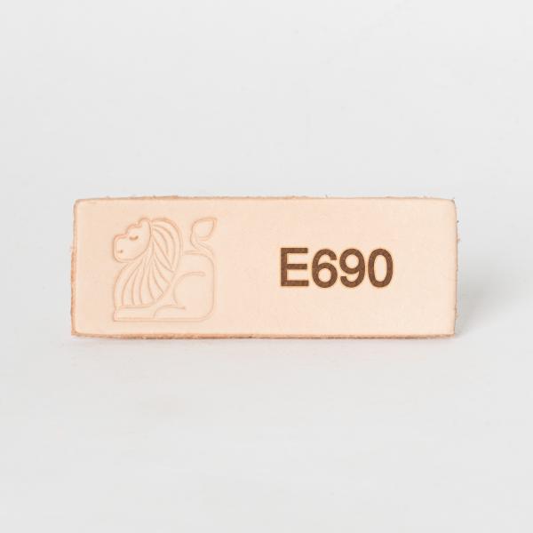 日本印花工具 E690
