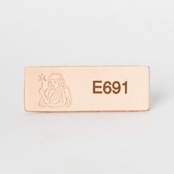 日本印花工具 E691
