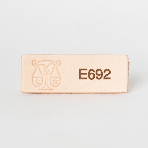 日本印花工具 E692