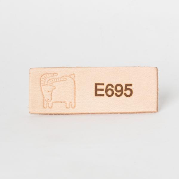 日本印花工具 E695