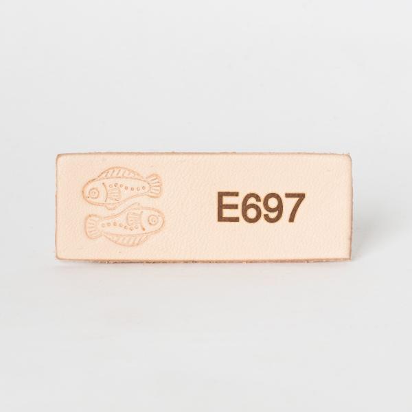日本印花工具 E697