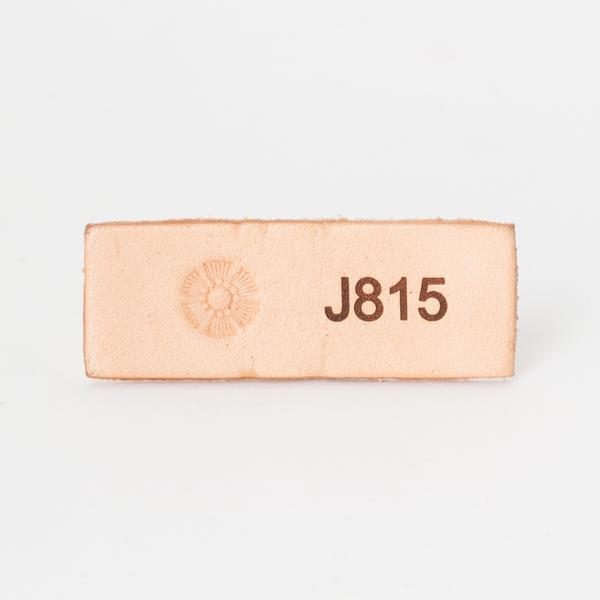 日本印花工具 J815