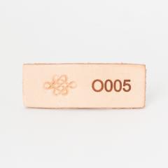 日本ELLE印花工具 O005