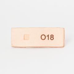 日本ELLE印花工具 O18