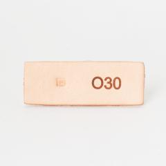 日本ELLE印花工具 O30